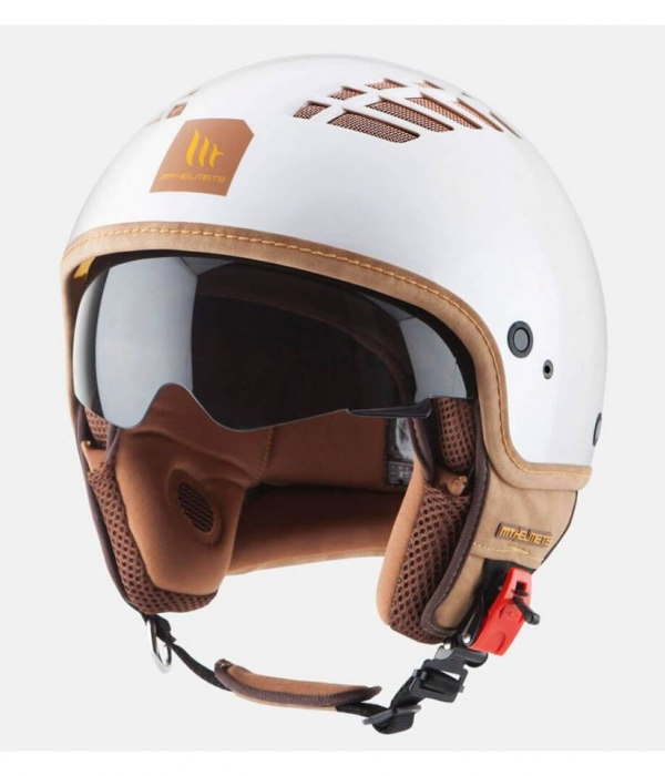 CASCO MT COSMO  BLANCO