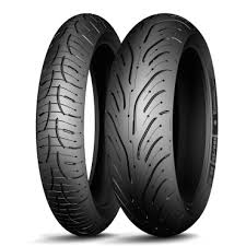NEUMATICO MICHELIN PILOT ROAD 4 GT 180-55-17
