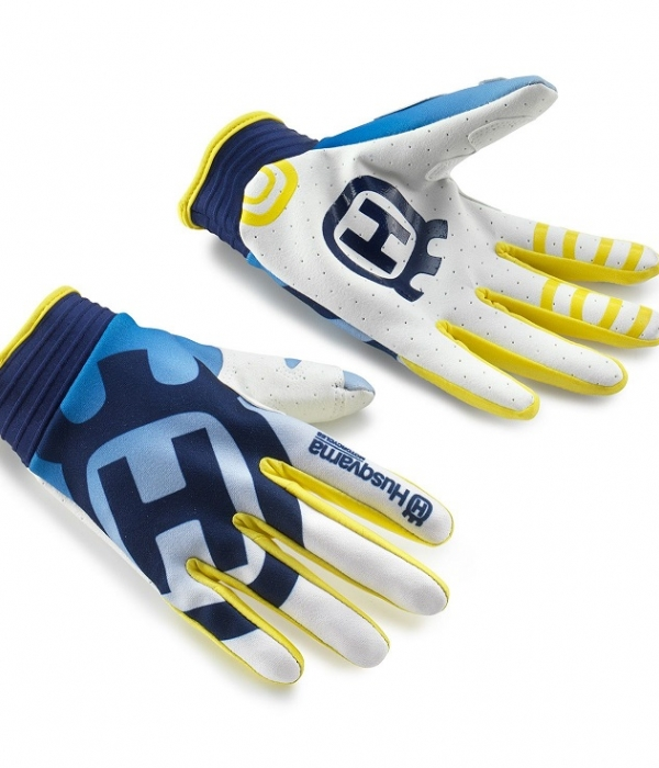 GUANTES HUSQVARNA RAILED