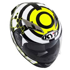 KYT Falcon Iannone Replica Motocicleta Cascos y accesorios