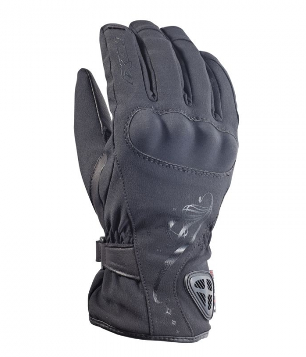 GUANTES IXON RS WALL CHICA NEGROS