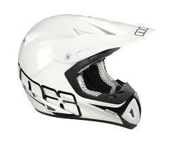 CASCO NOX CHARGER BLANCO