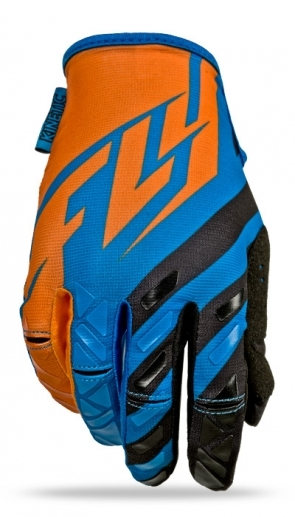 GUANTES FLY KINETIC NARANJA