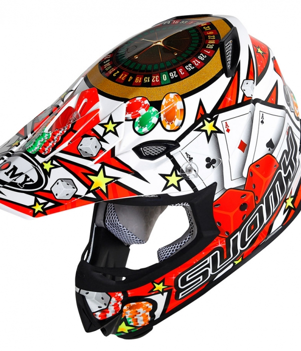 CASCO SUOMY MR JUMP JACKPOT BLANCO