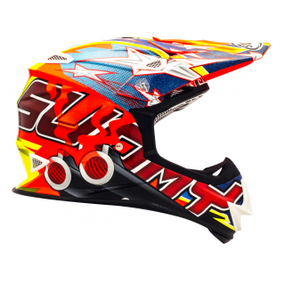CASCO SUOMY MR JUMP SHOTS NARANJA