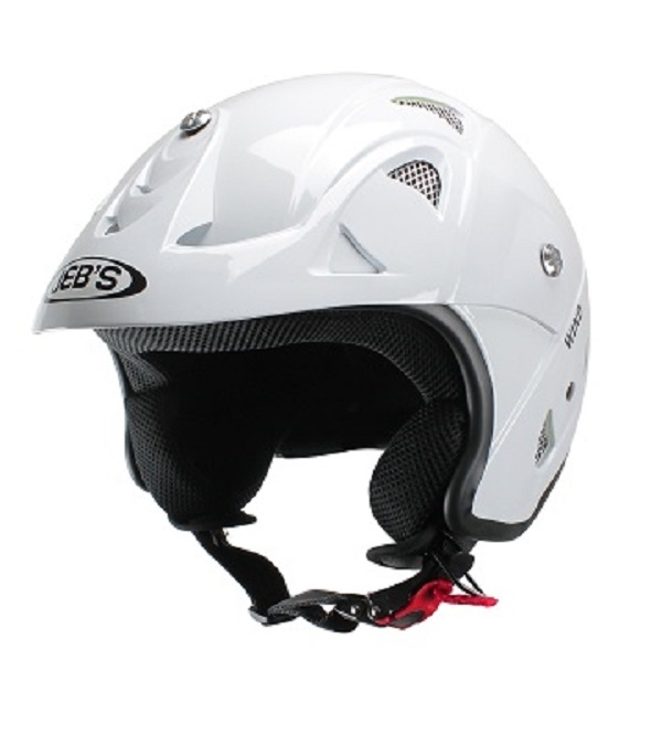 CASCO JET WIND VISERA BLANCO