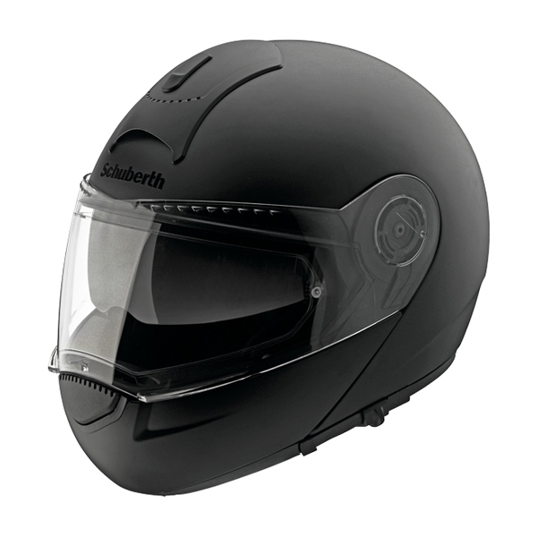 CASCO SCHUBERTH C3 BASIC NEGRO MATE