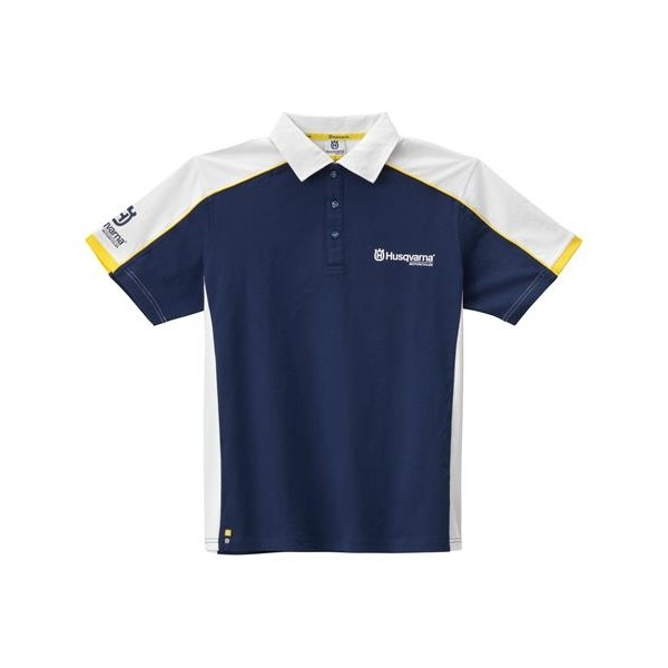 CAMISA TEAM POLO HUSQVARNA