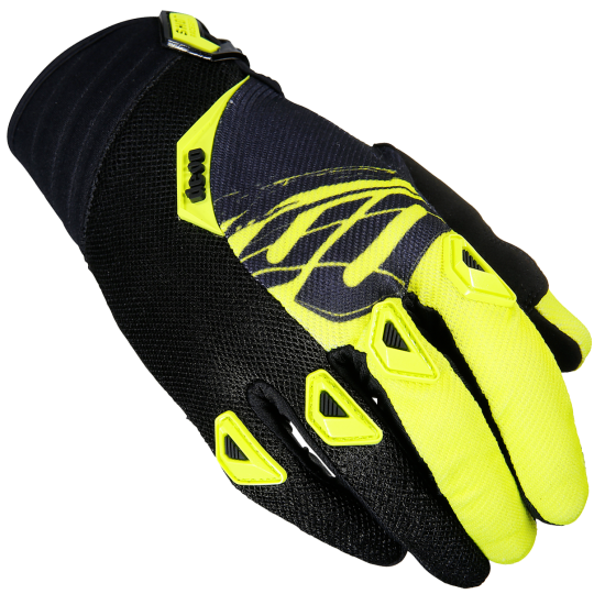 GUANTES SHOT KID FAST FLUOR