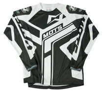 CAMISETA TRIAL MOTS STEP 2 NEGRA