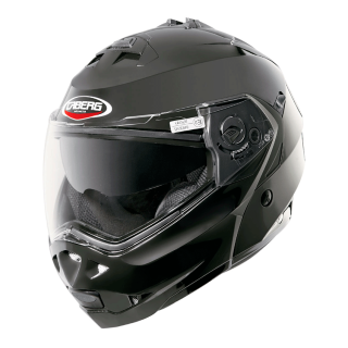 CASCO CABERG DUKE SMART NEGRO PINTADO