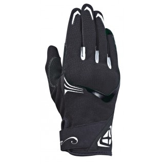 GUANTES IXON RS LIFT 2.0 NEGRO-BLANCO