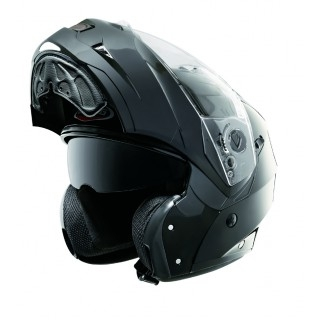 CASCO CABERG DUKE 2 SMART NEGRO