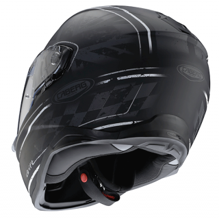 CASCO CABERG DRIFT ARMOUR NEGRO