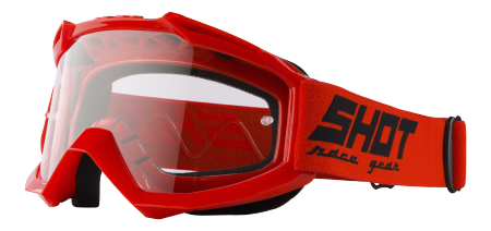 GAFAS SHOT ASSAULT ROJO