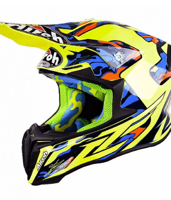 CASCO AIROH TWIST TC16