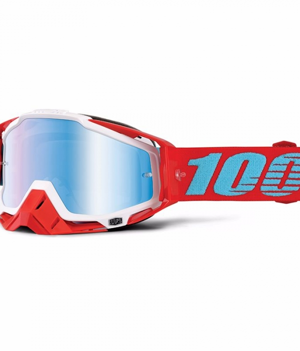 GAFAS 100% RACECRAFT KEPLER BLUE LENS 2018