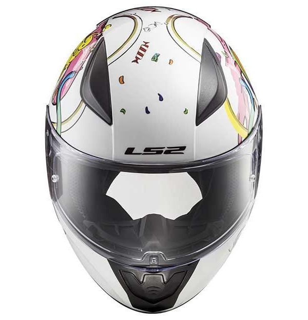 CASCO LS2 FF353 RAPID MINI CRAZY POP