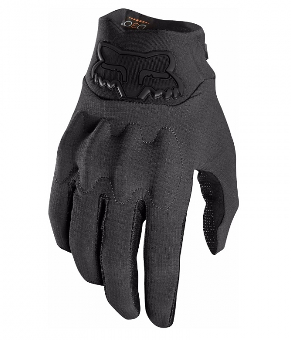 GUANTES FOX BOMBER LIGHT GRIS