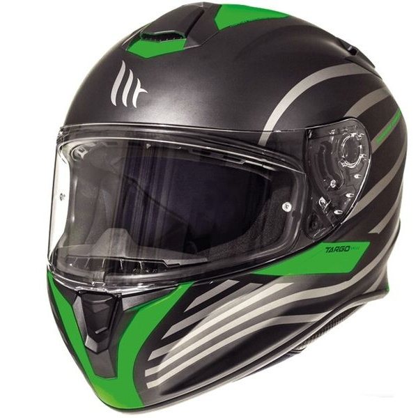 CASCO MT TARGO DOPPLER A2 MATE VERDE FLUOR