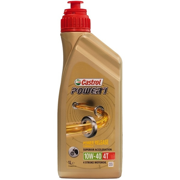 ACEITE CASTROL POWER 1 10W40 1L