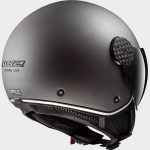CASCO LS2 OF558 SPHERE LUX TITANIO MATE