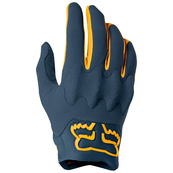 GUANTES FOX BOMBER LIGHT AZUL
