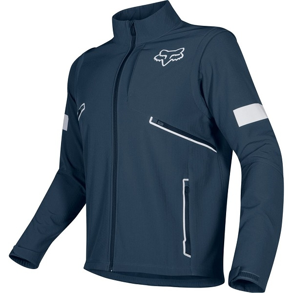 CHAQUETA FOX LEGION SOFTSHELL NAVY 2019