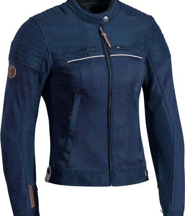 CHAQUETA IXON FILTER VERANO LADY NAVY