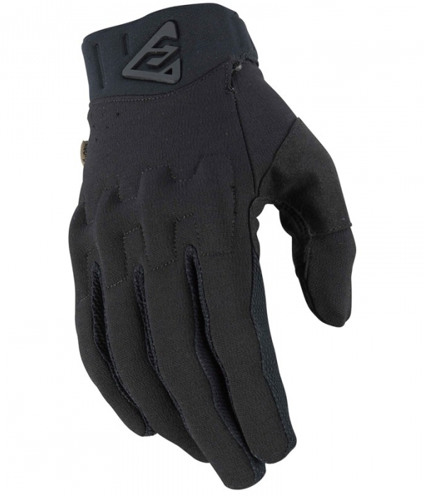 GUANTES ANSWER AR4 OPS NEGRO
