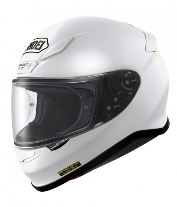 CASCO SHOEI NXR BLANCO