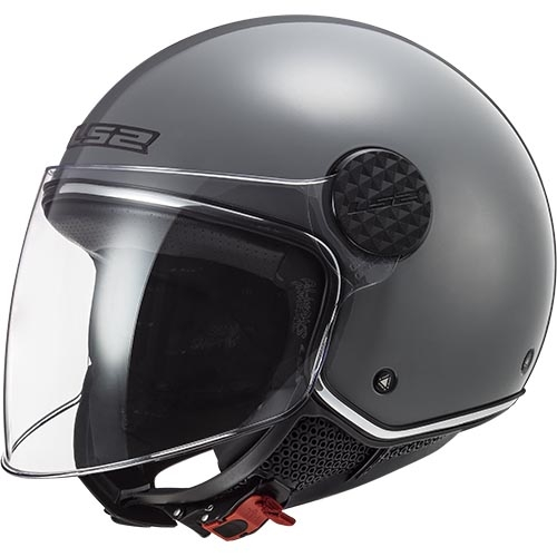CASCO LS2 OF558 SPHERE LUX NARDO GRIS