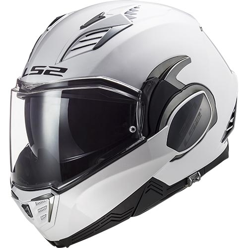 CASCO LS2 FF900 VALIANT II SOLID BLANCO