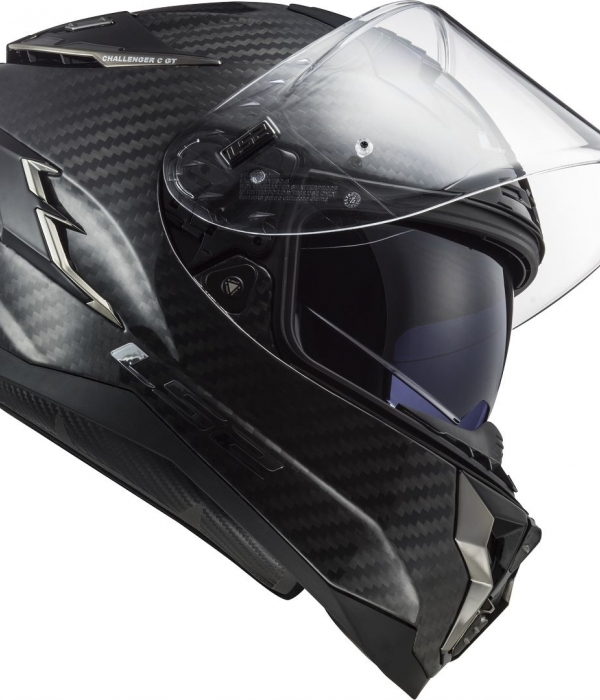 CASCO LS2 FF327 CHALLENGER CT2 CARBONO