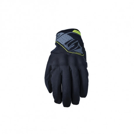 GUANTE FIVE RS WP NEGRO/FLUOR