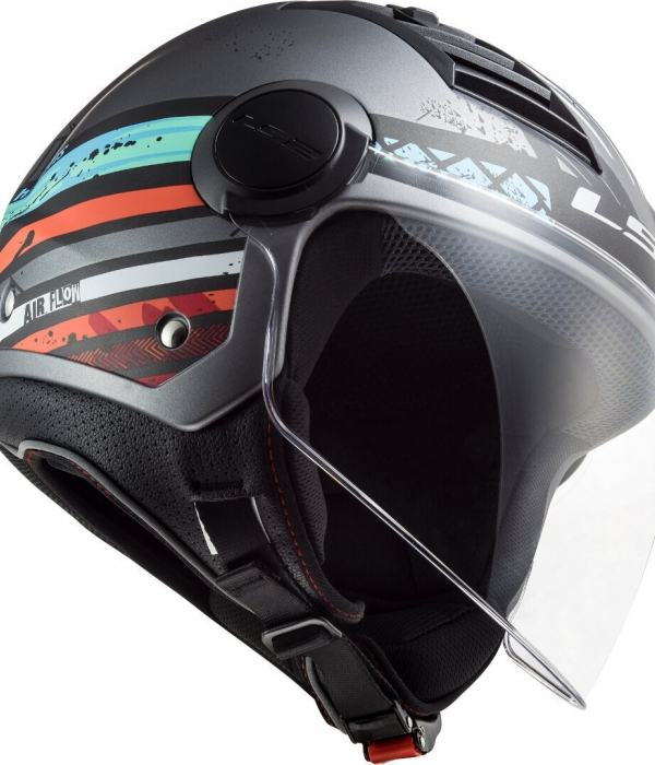 CASCO LS2 OF562 Airflow Ronnie Jet