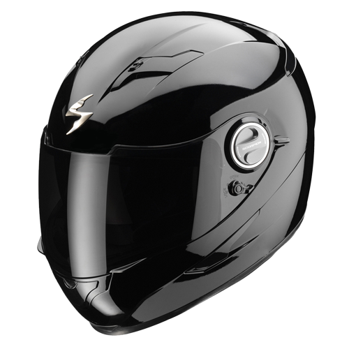 CASCO SCORPION 500 NEGRO