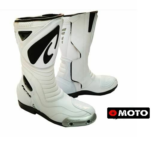 BOTA FORMA ARROW BLANCAS