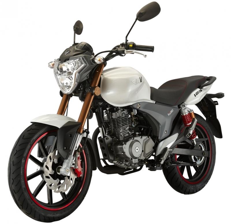 KEEWAY RKV 125 BLANCA | Accesorios y Recambio de Moto en